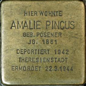 15_Amalie Pincus geb. Posener